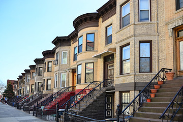 Brownstones, Brooklyn, NY