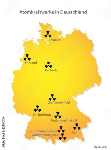 Atomkraftwerke Deutschland Karte.Atomkraftwerke In Deutschland Stockfotos Und Lizenzfreie Vektoren