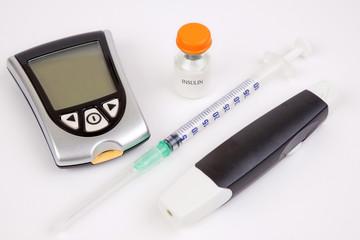 Equipo médico para el diabético