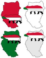 Sudan Flusspferd