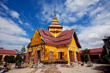 Nakornluang Castle in Ayutthaya, Thailand