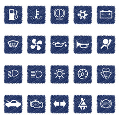 Scribble Icons 03