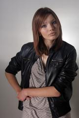 young model studio shot