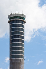 Air traffic control at Suvarnabhumi Airport
