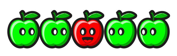 uniqueness apple