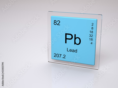 pb symbol lead chemical element of the periodic table - Periodic Table Symbol Pb