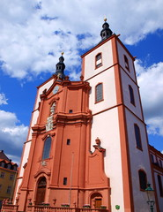 Stadtpfarrkirche Fulda