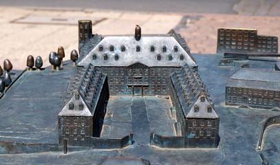 Modell Stadtschloss Fulda