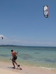 Kitesurfen - Vorbereitung