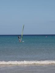Schönwetter-Surfer