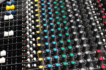 Audio pult