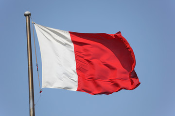Flag of Dubai, United Arab Emirates
