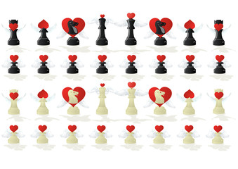 Amorous chess