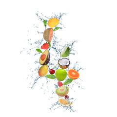 "Fresh fruit number ""4"""