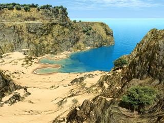 paradise cliffs