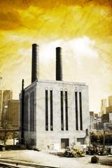 Vintage Effect - Big Factory