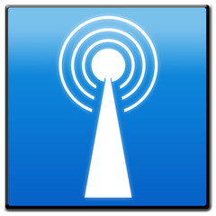 Empfang Netz Icon