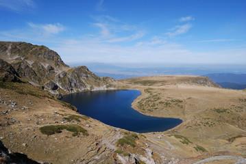 Sette laghi di Rila Montagna - il rene
