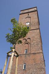 am alten Leuchtturm