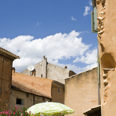 French Village, house in Provence.
