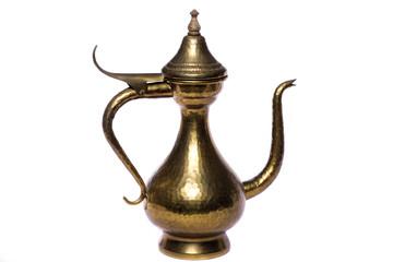 wine copper vase