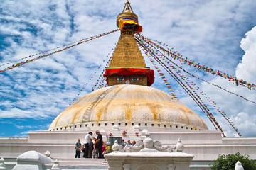 nepal Kathmandu Boudhanath