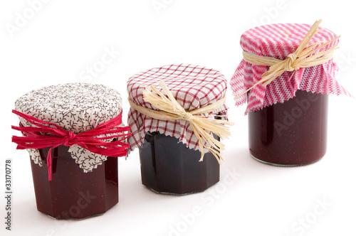 selbstgemachte marmelade stockfotos und lizenzfreie bilder auf bild 33170778. Black Bedroom Furniture Sets. Home Design Ideas