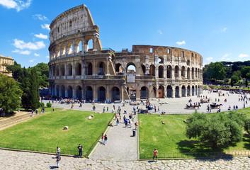Wall Murals Rome Piazza del Colosseo, Roma