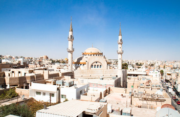Islamic Mosque, Madaba,  Jordan