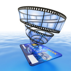 Purchase online video