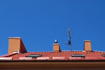 Photo of a chimney