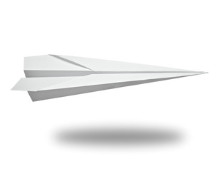 paper airplane transportation