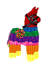 Mexican Party Pinata