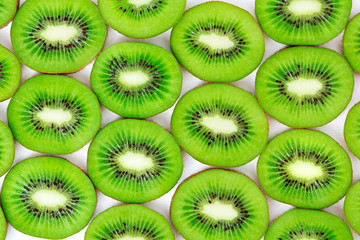 kiwi, cut into slices