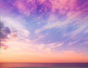 Landscape Sunrise Coast