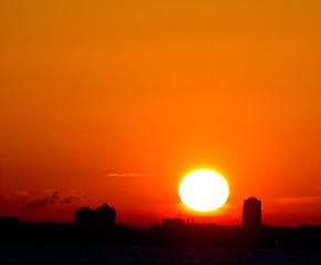 Sunset Beauty Heavens