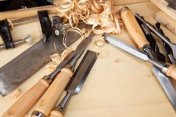 Fototapeta carpentry obraz