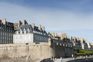 Fortifications de Saint-Malo