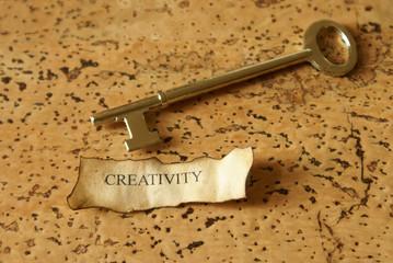 Key of Creativity