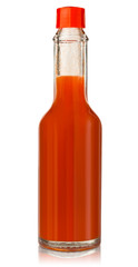 Hot chili pepper sauce
