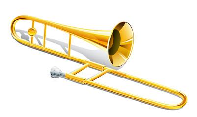 trombone musical instrument