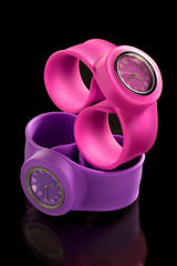 fun colorful watches