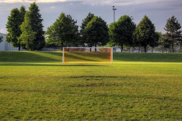 Empty Pitch