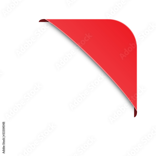 red corner banner stock photo and royalty free images on fotolia