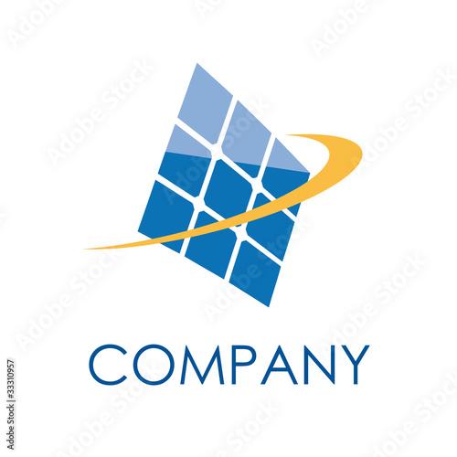 quotlogo solar energy vectorquot stock image and royaltyfree