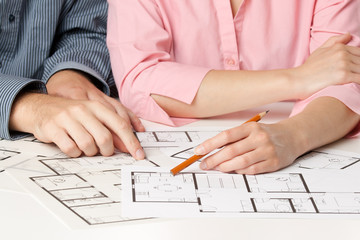 Family house planning