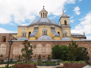 Basilica of San Francisco el Grande in Madrid, Spain.