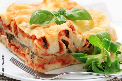 Рецепты салатов с фото лазанья