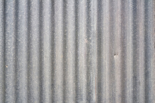 Silver zink texture