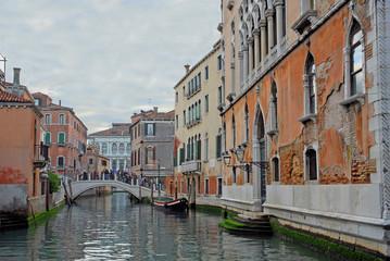 Italy, Venice Cannaregio area